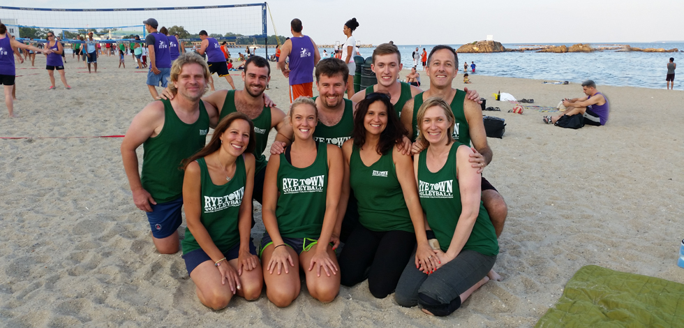 Bayberry Volleyball Team 20104